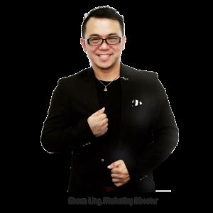 Shaun Ling, Marketing Director