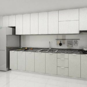 aluminium kitchen cabinet 5