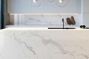 Caesarstone Statuario Maximus Kitchen Countertop