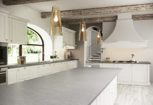 Silestone Kitchen Countertop in Serena