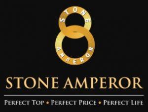 StoneAmperor Logo Black